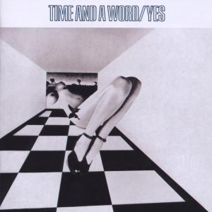 Yes - CD TIME AND A WORD