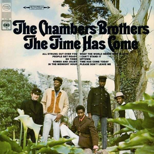 Vinyl CHAMBERS BROTHERS - TIME HAS COME