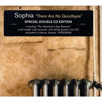 CD SOPHIA - THERE ARE NO GOODBYES