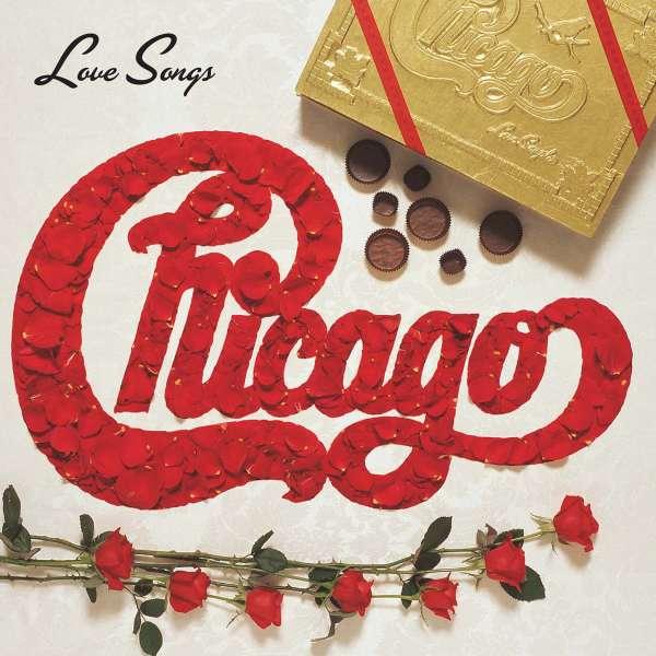 CD CHICAGO - LOVE SONGS