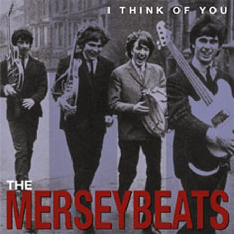 CD MERSEYBEATS - I THINK OF YOU-COMPLETE..
