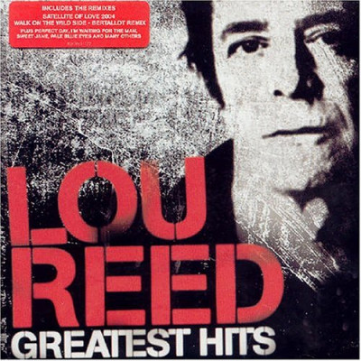 Lou Reed - CD NYC Man - The Greatest Hits