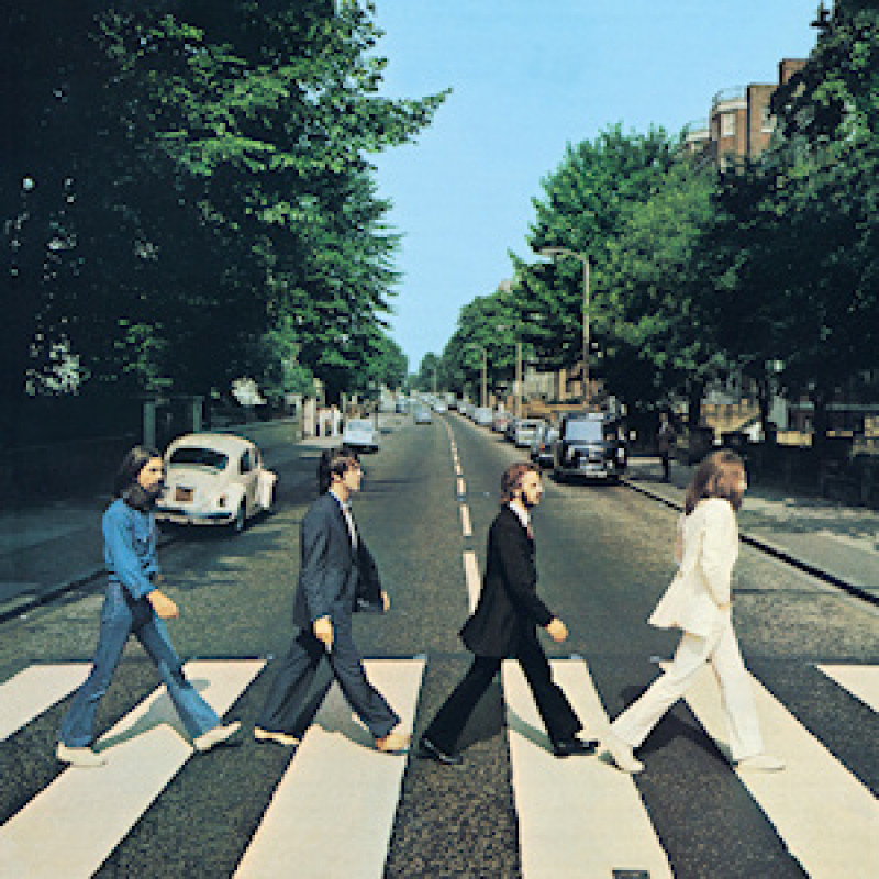 The Beatles - CD ABBEY ROAD/R.