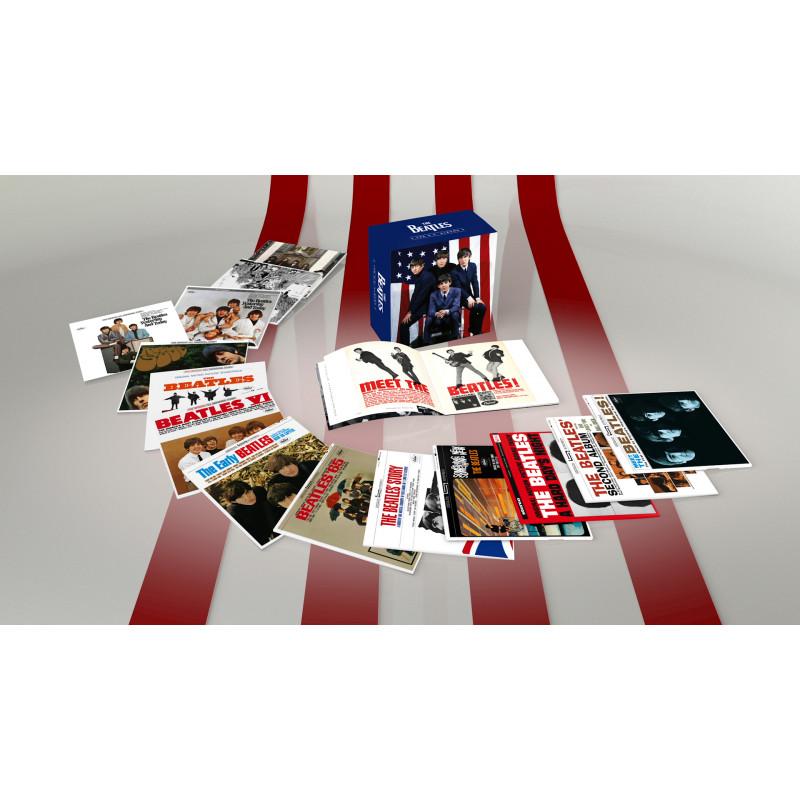 The Beatles - CD THE U.S.ALBUMS/BOX