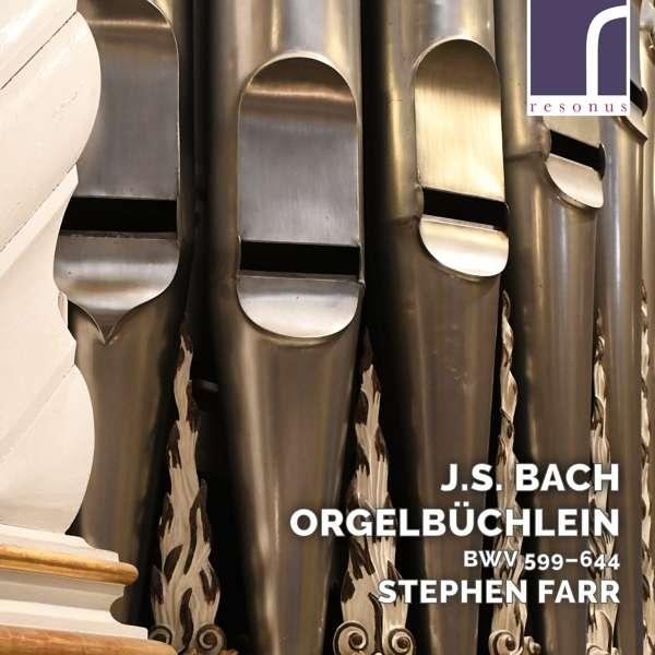 CD BACH, J.S. - ORGELBUCHLEIN BWV599, 644