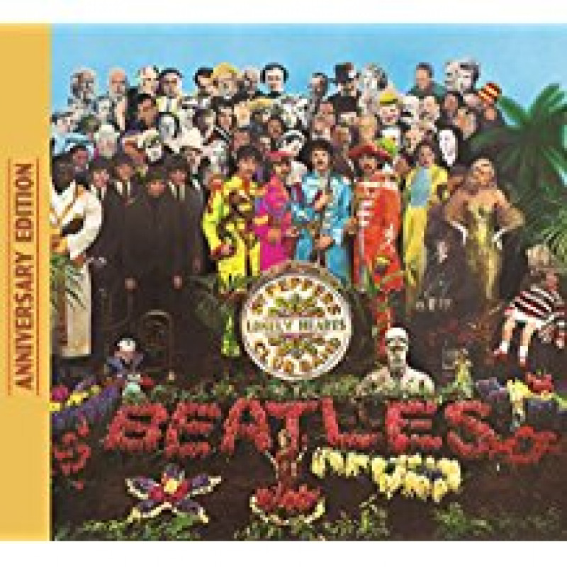 The Beatles - CD SGT. PEPPER'S LONELY-BOX