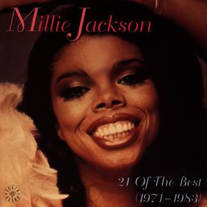 CD JACKSON, MILLIE - 21 OF THE BEST (1971-1983)
