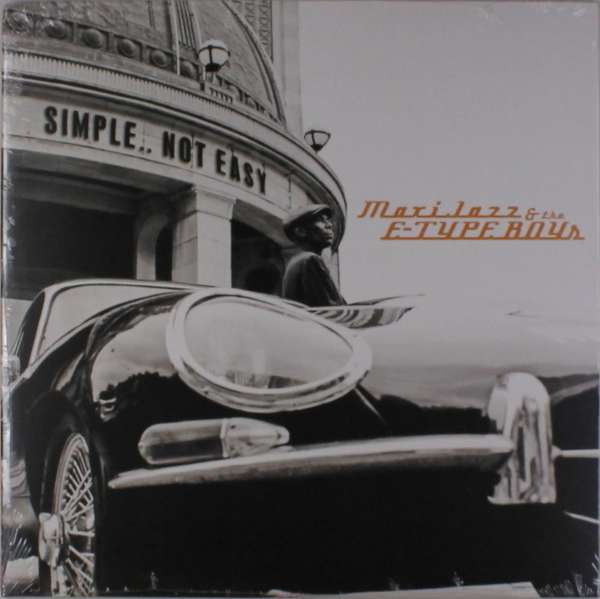 Vinyl MAXI JAZZ & THE E-TYPE BOYS - SIMPLE... NOT EASY