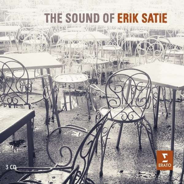 CD VARIOUS ARTISTS - THE SOUND OF ERIK SATIE