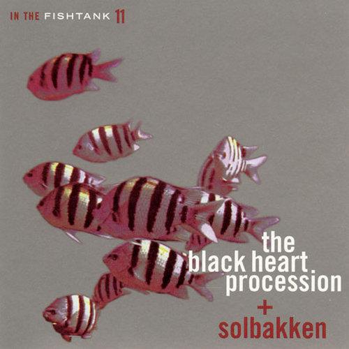 Vinyl BLACK HEART PROCESSION/SO - IN THE FISHTANK