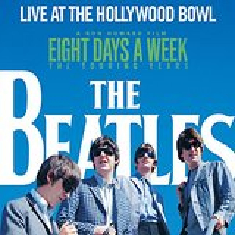 The Beatles - Vinyl LIVE AT THE HOLLYWOOD BOWL