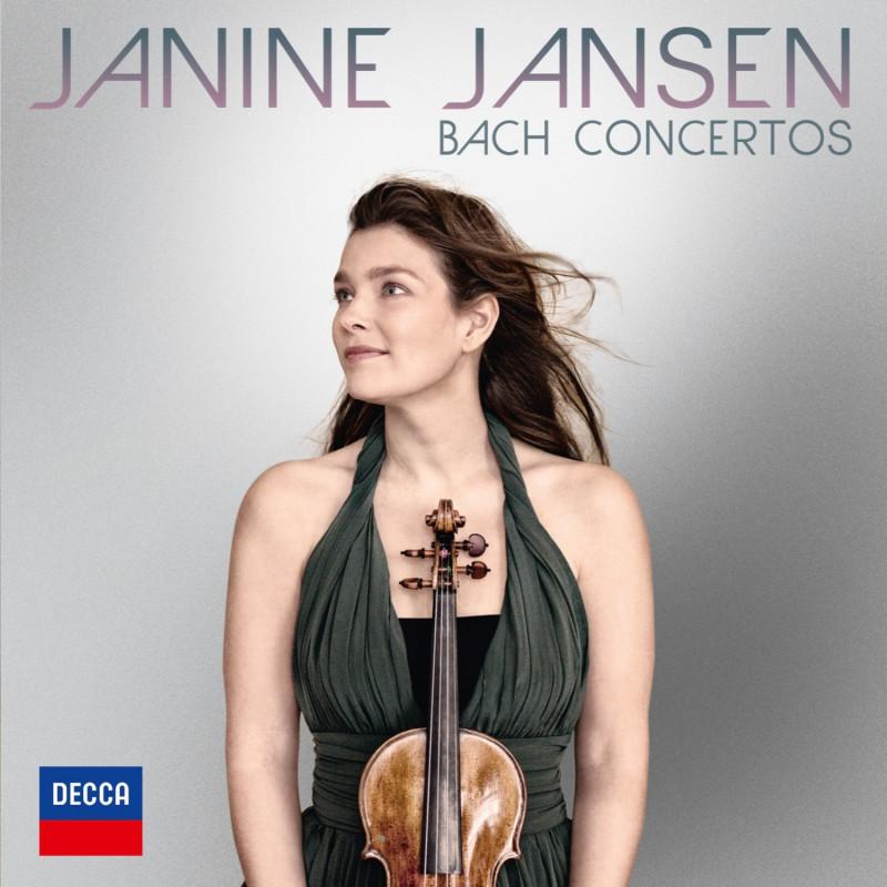 CD JANSEN JANINE - J.S.BACH:KONCERTY PRO HOUSLE