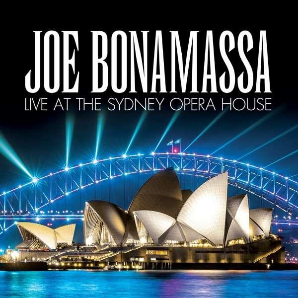 CD BONAMASSA, JOE - LIVE AT THE SYDNEY OPERA HOUSE