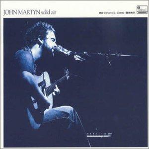 CD MARTYN JOHN - SOLID AIR