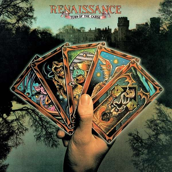 CD RENAISSANCE - TURN OF THE CARDS