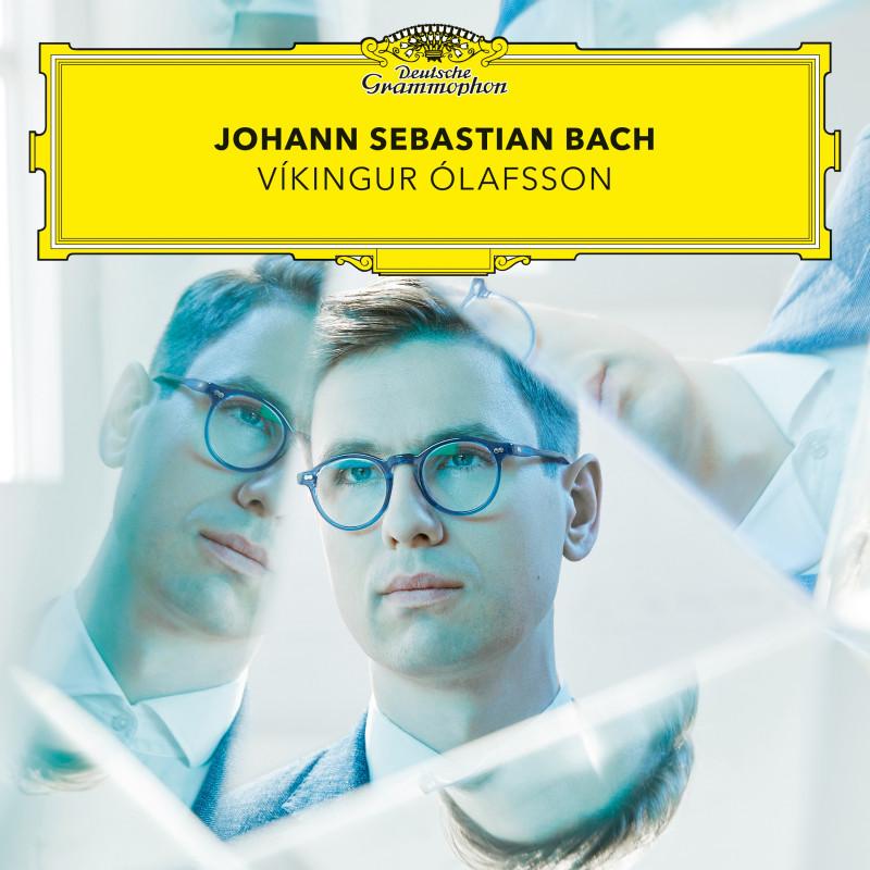 CD OLAFSSON VIKINGUR - JOHANN SEBASTIAN BACH