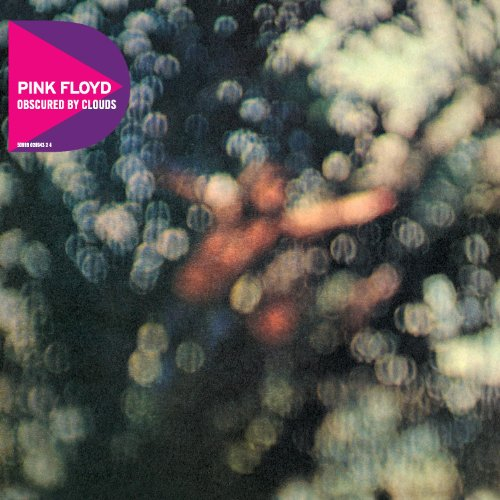 Pink Floyd - CD OBSCURED BY CLOUDS (2011)