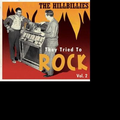 CD V/A - HILLBILLIES:THEY TRIED TO ROCK VOL.2
