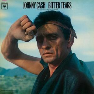 Vinyl CASH, JOHNNY - BITTER TEARS