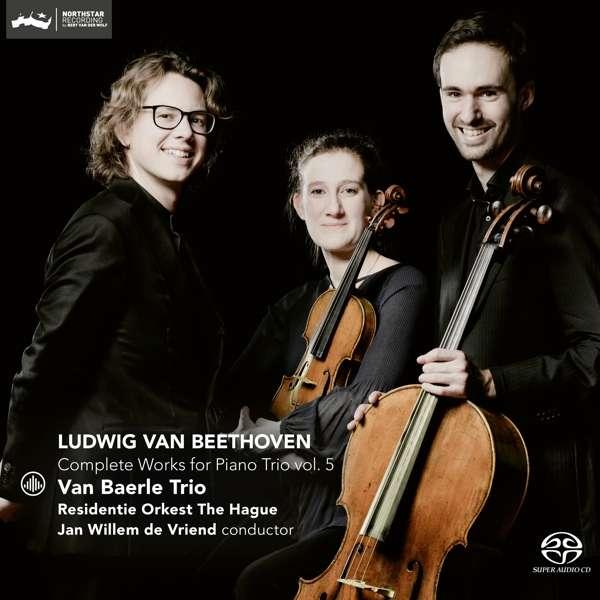 CD VAN BAERLE TRIO - BEETHOVEN: COMPLETE WORKS FOR PIANO TRIO VOL.5