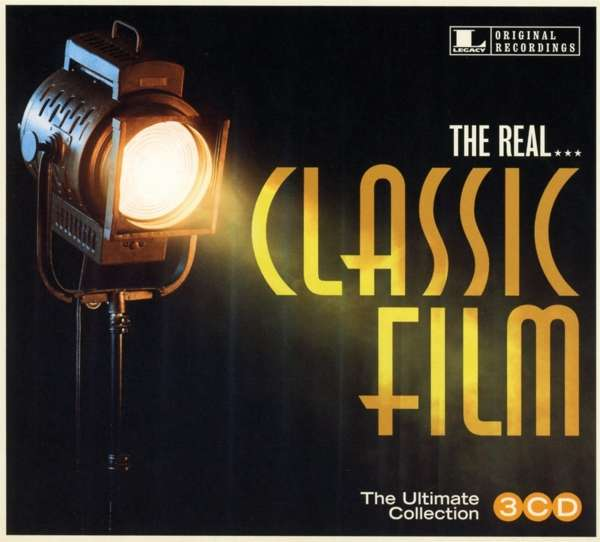 CD V/A - The Real... Classic Film
