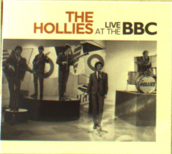 CD HOLLIES, THE - LIVE AT THE BBC