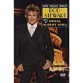 Rod Stewart - DVD One Night Only! Rod Stewart Li