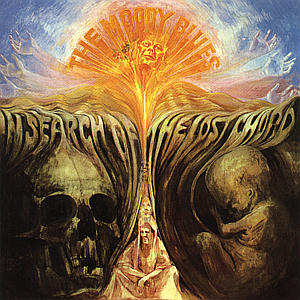 CD MOODY BLUES - IN SEARCH OF THE LOST CHOR