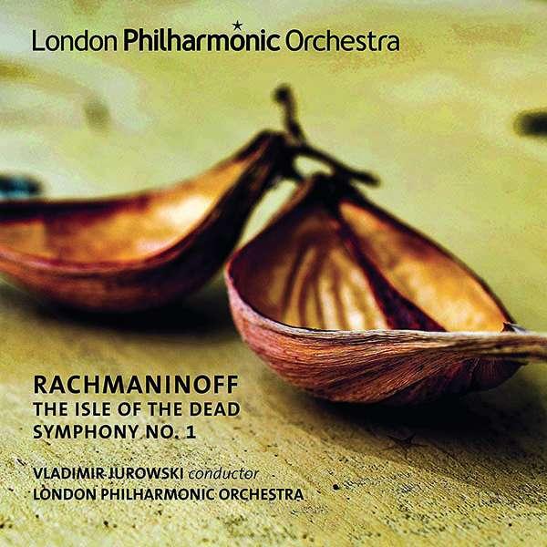 CD RACHMANINOV, S. - SYMPHONY NO.1