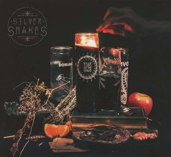 CD SILVER SNAKES - YEAR OF THE SNAKE