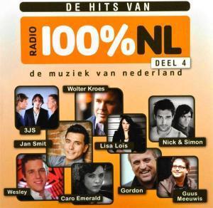 CD V/A - DE HITS VAN 100% 4