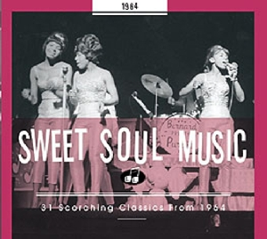 CD V/A - SWEET SOUL MUSIC 1964