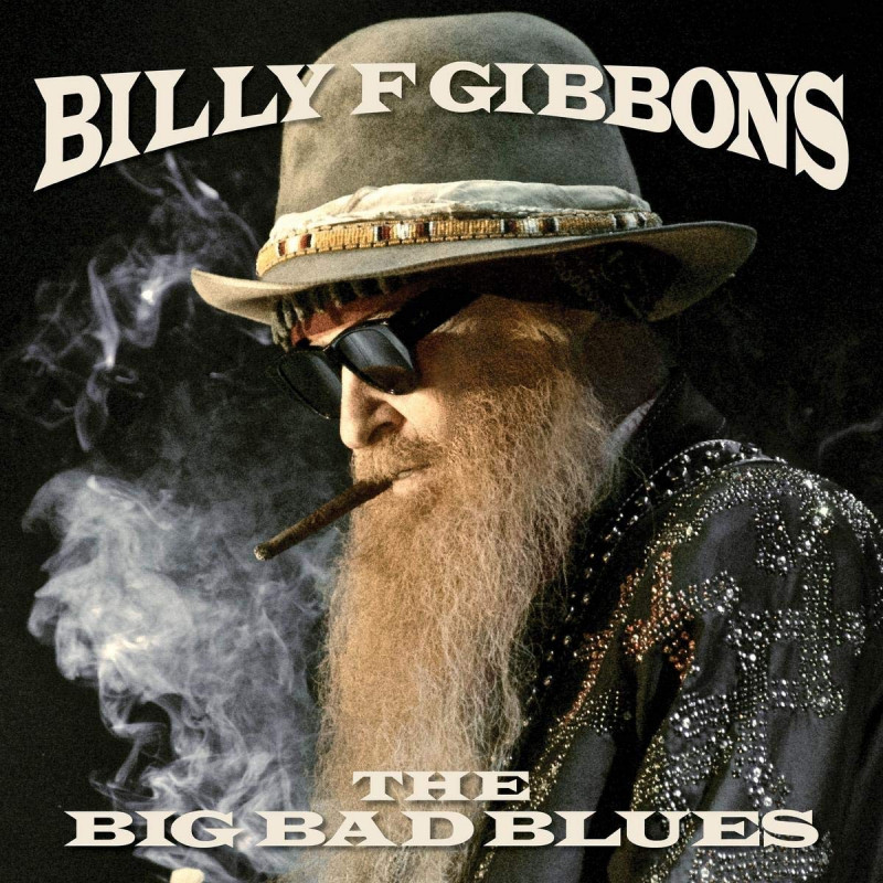 CD GIBBONS BILLY - THE BIG BAD BLUES