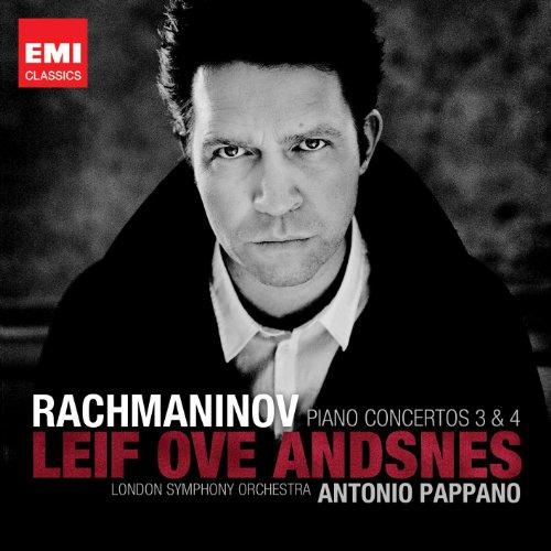 CD ANDSNES, LEIF OVE - PIANO CONCERTOS NO.3 & NO.4