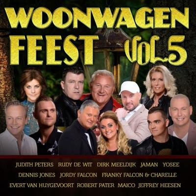 CD V/A - WOONWAGEN FEEST 5