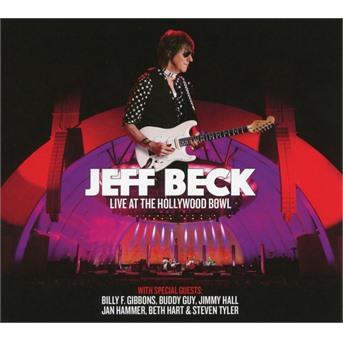 Jeff Beck - CD LIVE AT THE HOLLYWOOD BOWL