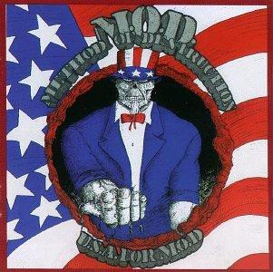 CD M.O.D. - USA FOR M.O.D.