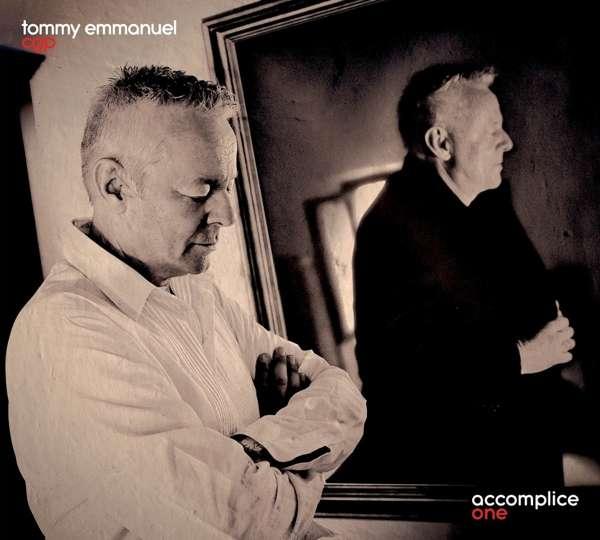 CD EMMANUEL, TOMMY - ACCOMPLICE ONE