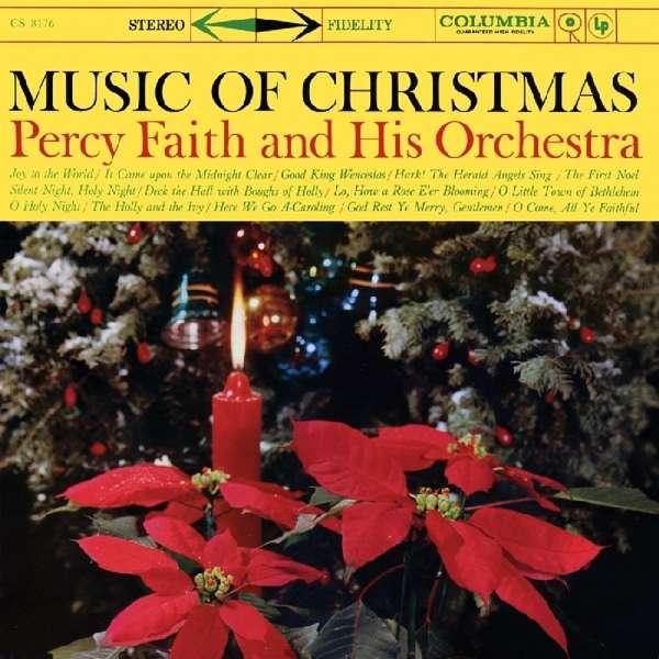 CD FAITH, PERCY - MUSIC OF CHRISTMAS