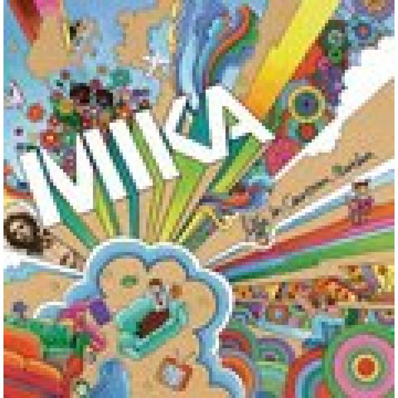 CD MIKA - LIFE IN CARTOON MOTION