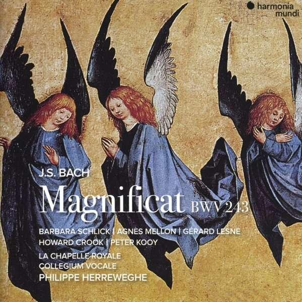 CD BACH, J.S. - MAGNIFICAT BWV243