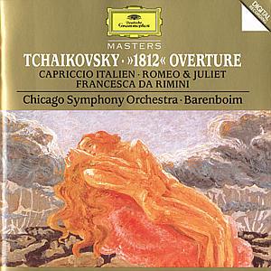 CD BARENBOIM/CSO - PRED.1812/ROMEO A JULIE/AJ