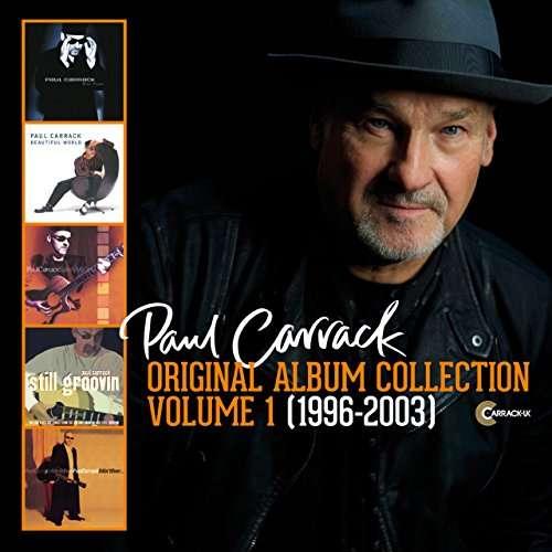 CD CARRACK, PAUL - ORIGINAL ALBUM SERIES V.1
