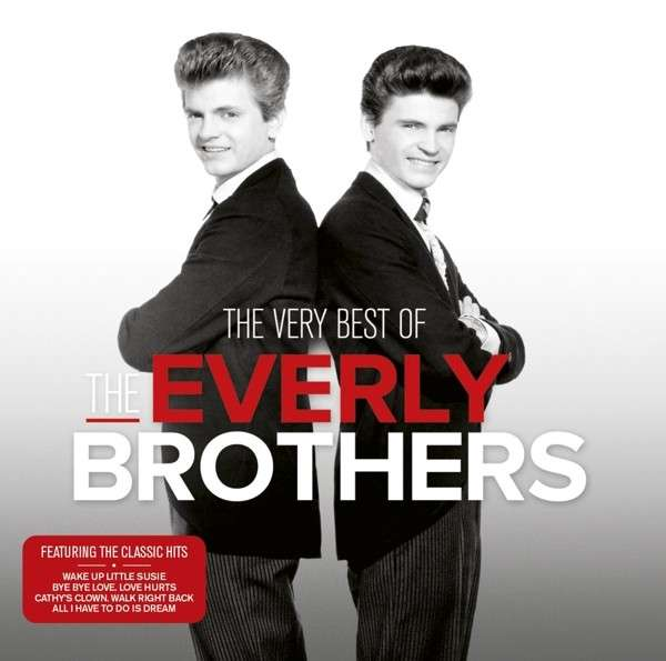 CD EVERLY BROTHERS, THE - THE VERY BEST OF...