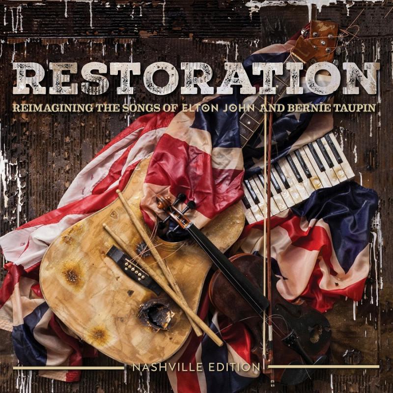 CD RUZNI/POP INTL - Restoration: Reimagining The Songs Of Elton John And Bernie Taupin