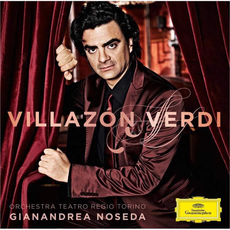 CD VILLAZON ROLANDO - VILLAZON VERDI