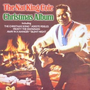 CD COLE NAT KING - CHRISTMAS ALBUM