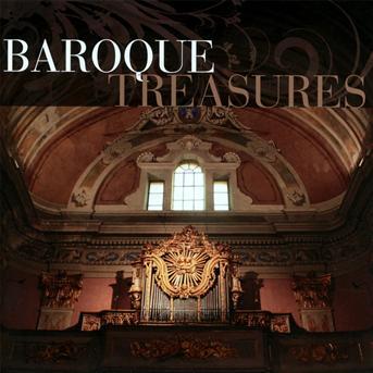 CD VARIOUS ARTISTS - BAROQUE TREASURES