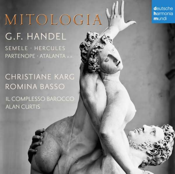 CD HANDEL, G.F. - Mitologia - Handel: Arias & Du