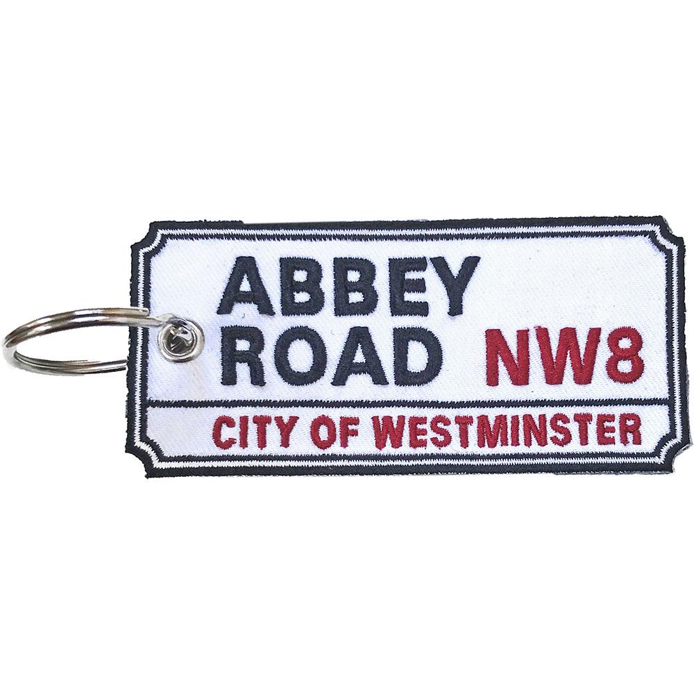 The Beatles - Kľúčenka Abbey Road, NW London Sign